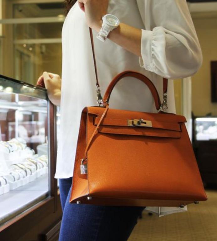 Брендовая сумка Hermes