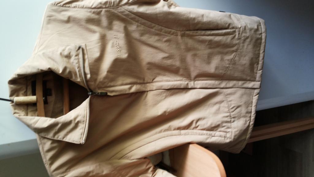 Теплая куртка унисекс