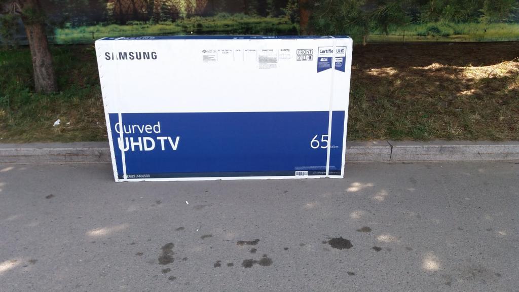 Samsung LED UE65MU6500