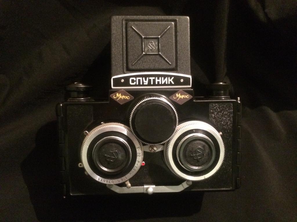 Фотоаппарат (Спутник)