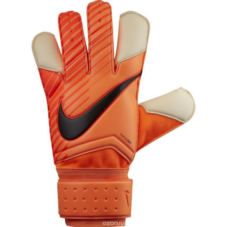 Новые перчатки вратарские Nike NK GK GRP3