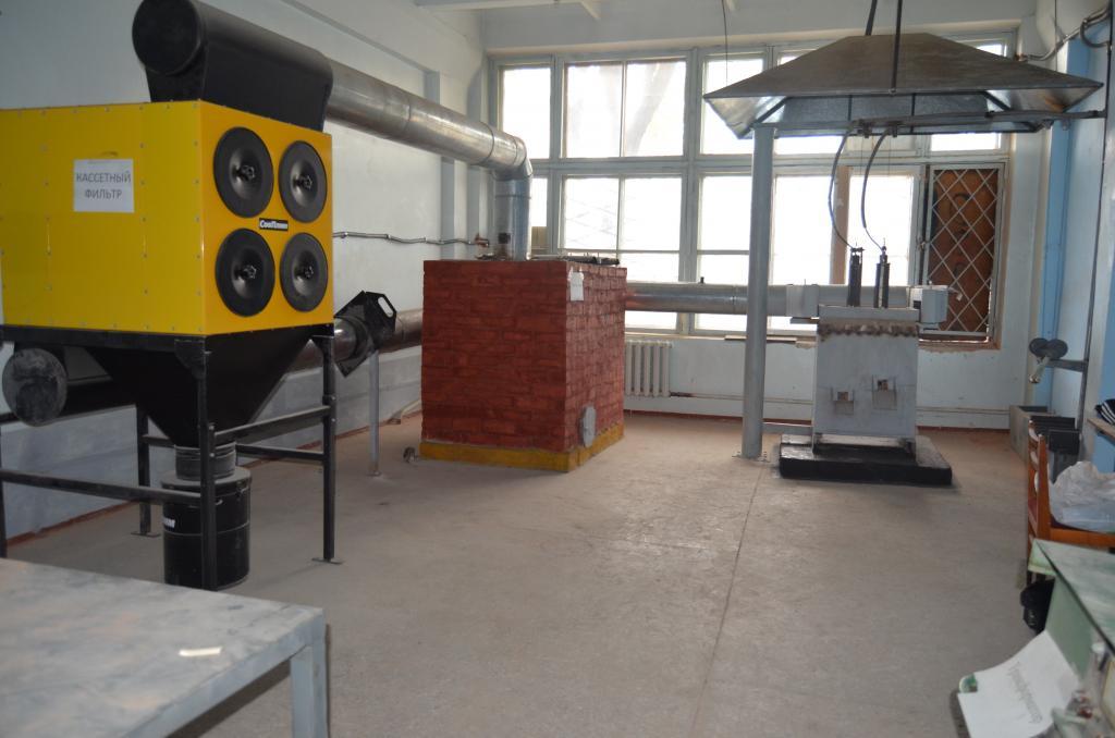 Модульный Самоочищающийся 4-Х Кассетный Фильтр Mdb-4-C12