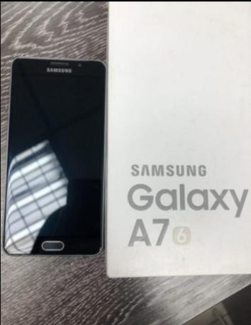 Samsung A7 2016 года