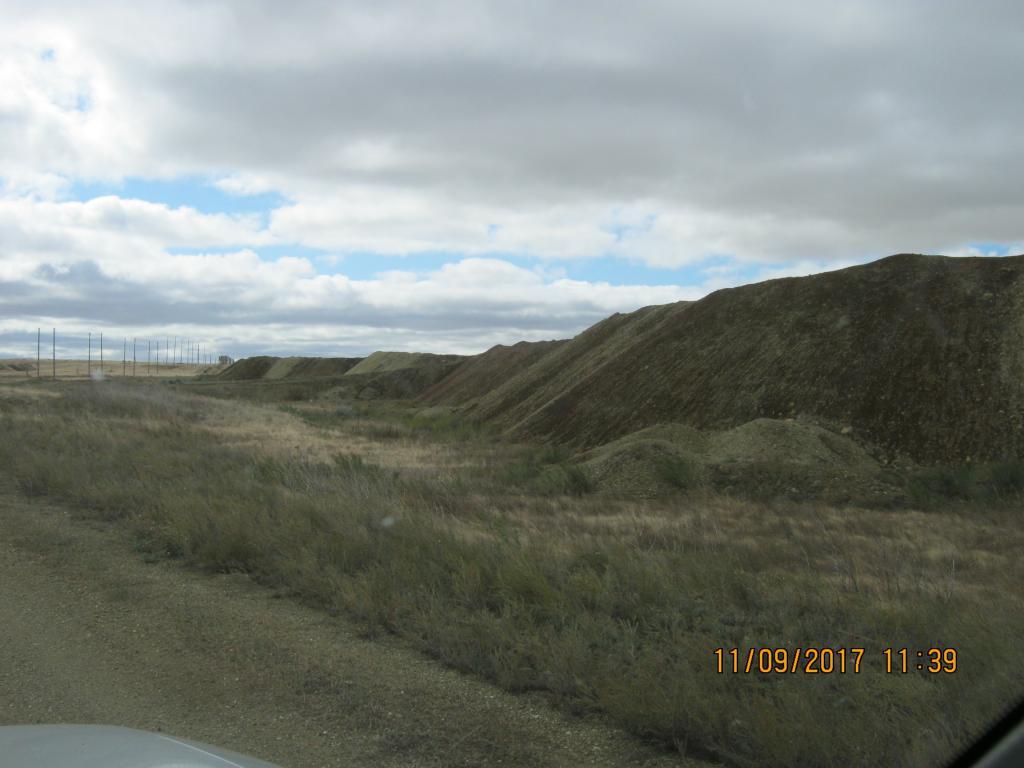 ТОО ГРК Койтас реализует добытую никель-кобальтовую руду, с рудного склада в количестве 120 000 тн.