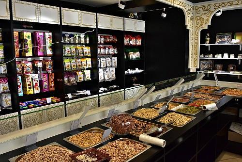 Сухофрукты и орехи премиум класса из Ирана