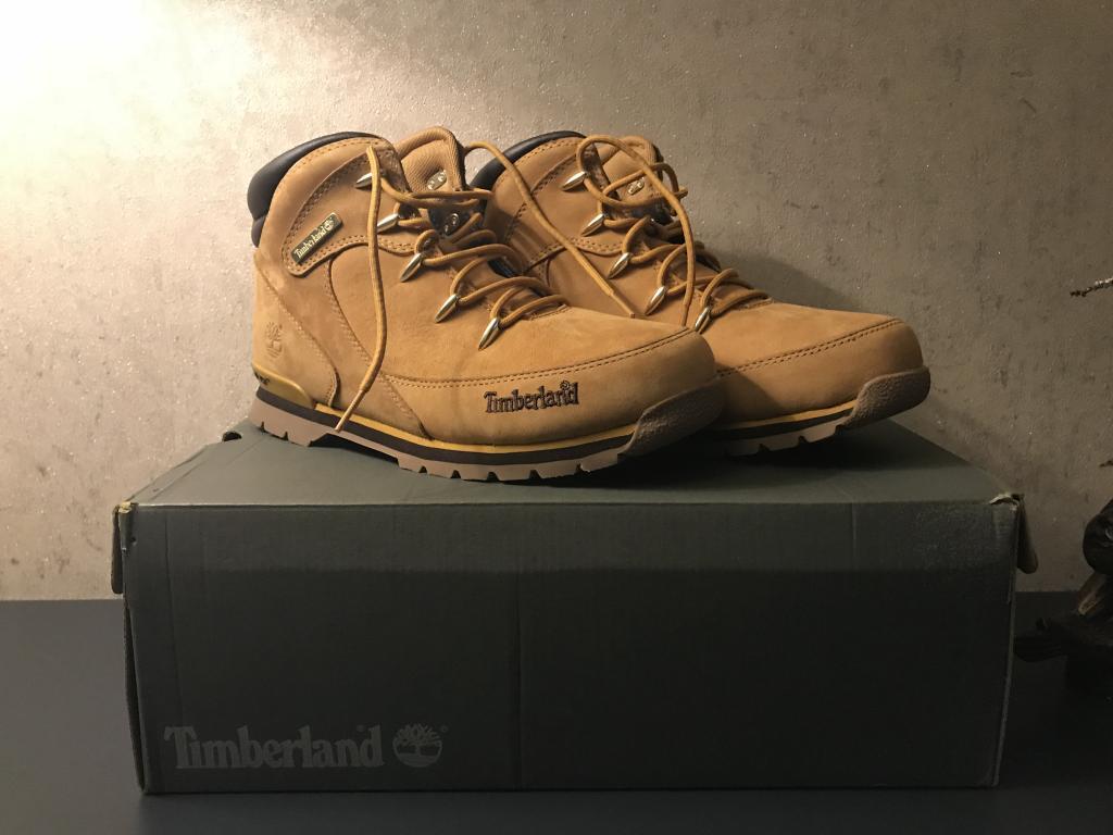 Продам ботинки Timberland