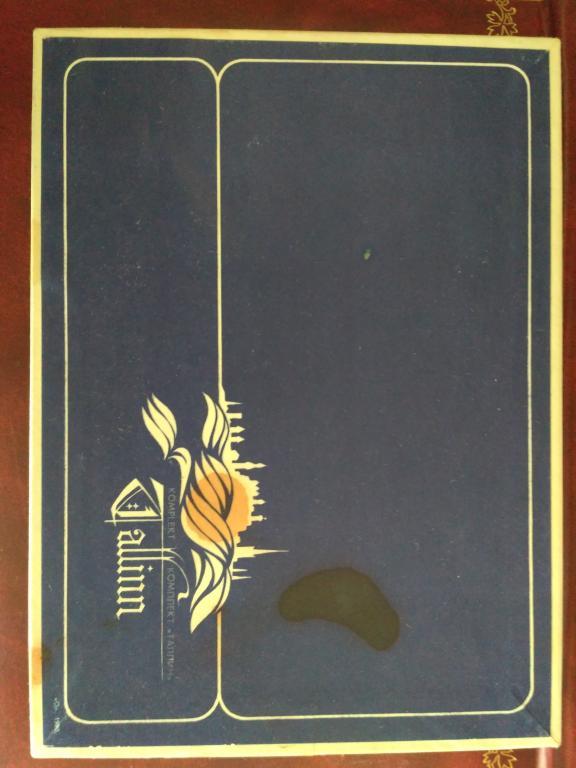 Духи Одеколон мыло парфюмерный набор Таллин 80г