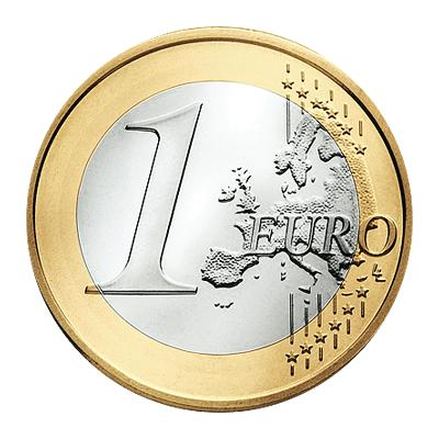 Литва 1 евро 2015 XF