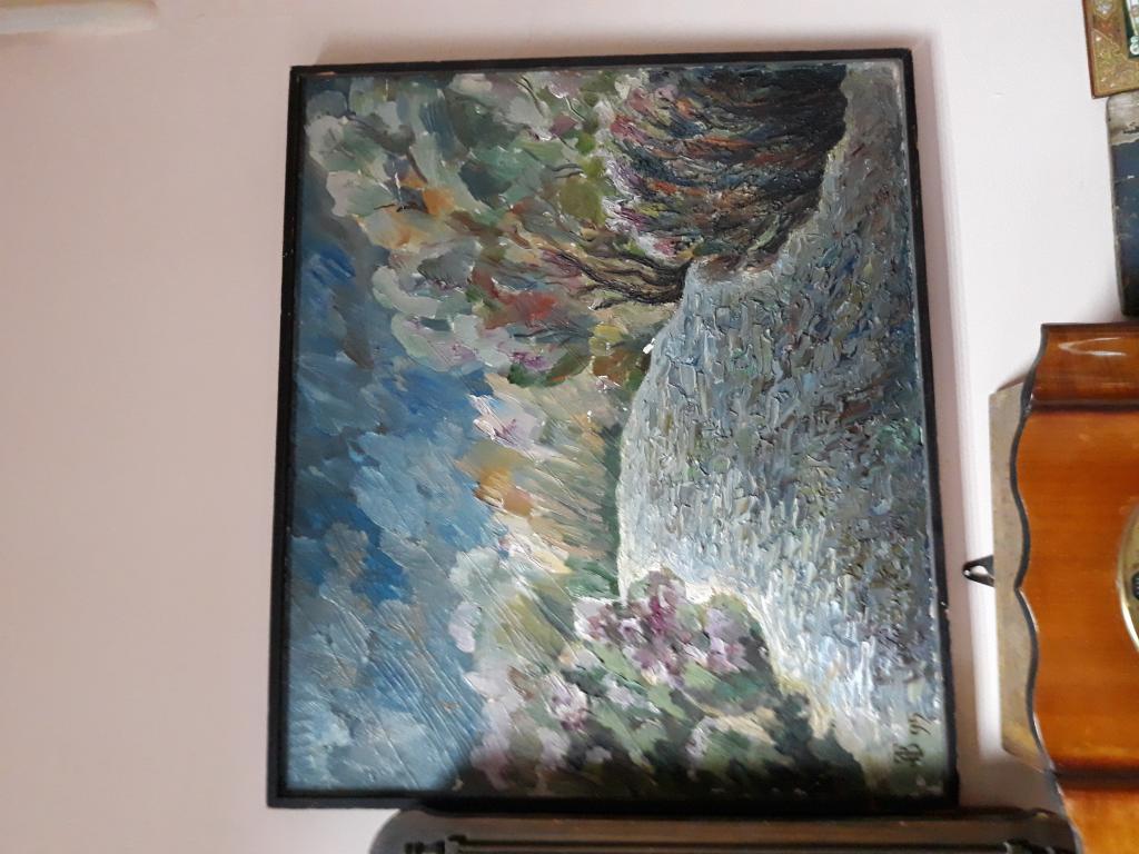 Картина художника Твердохлебов