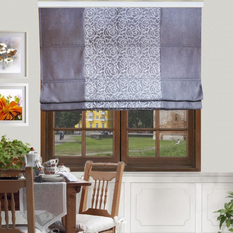 Жалюзи, рулонные шторы, ткани, римские шторы Семей
