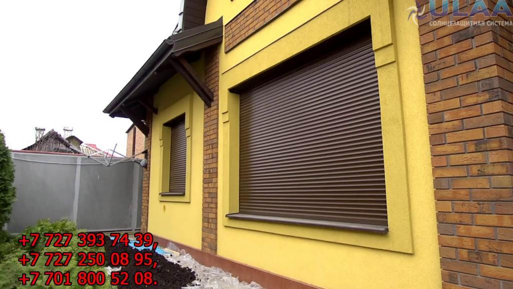 Горизонтальные и вертикальные жалюзи, ролл-шторы, защитные системы