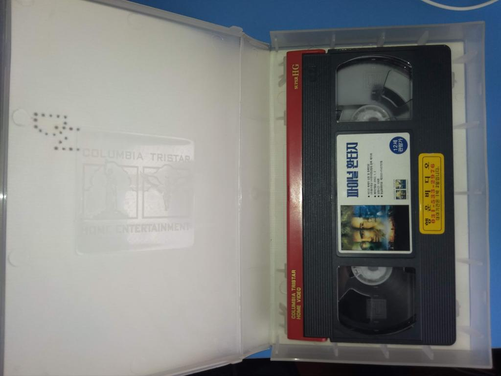 Видеокассета Последняя фантазия (2001) VHS