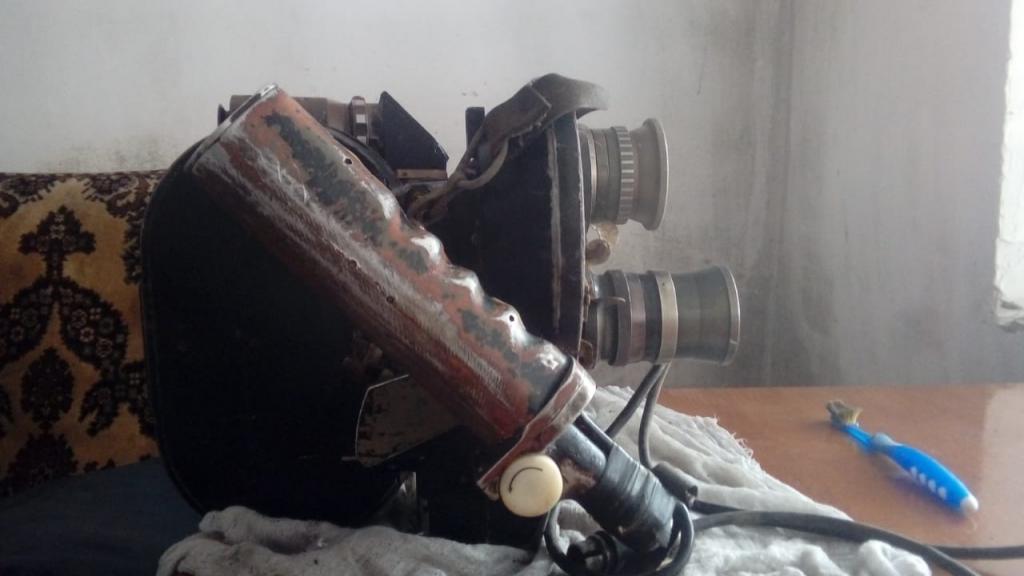 Кинокамера Конвас Автомат