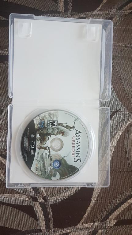 ДИСК НА ПС 3 PS 3 ASSASSINS CREED 3