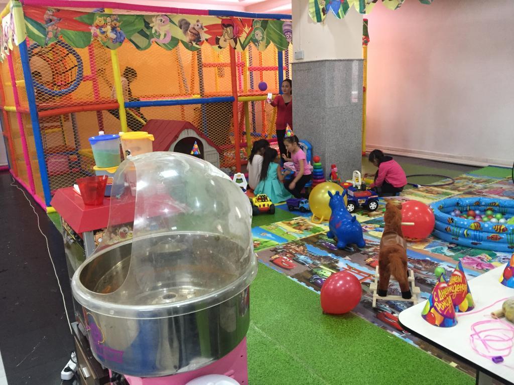 детские игровые оборудования