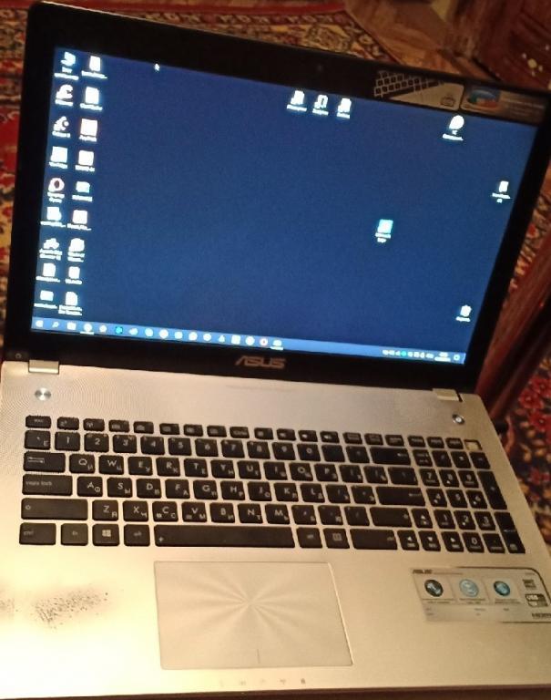 Срочно продам ноутбук Asus N56VB.