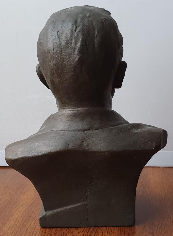 Бюст Статуэтка Горький высота 16 см, вес 720 гр.