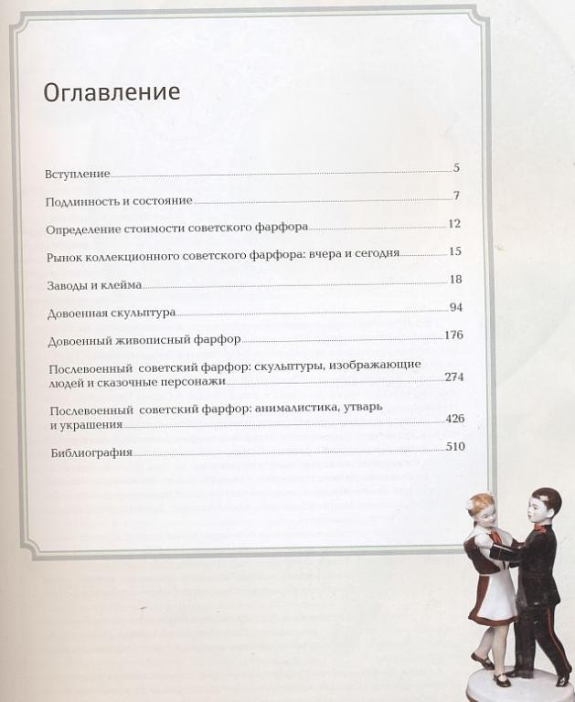 Советский фарфор 1917-1991 - иллюстрированный справочник-определитель - на CD