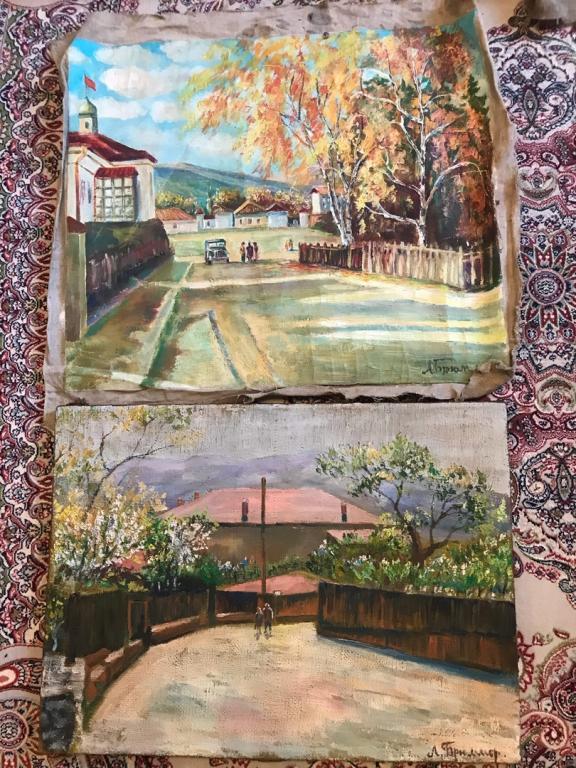 Продаю картины А.Брюммера