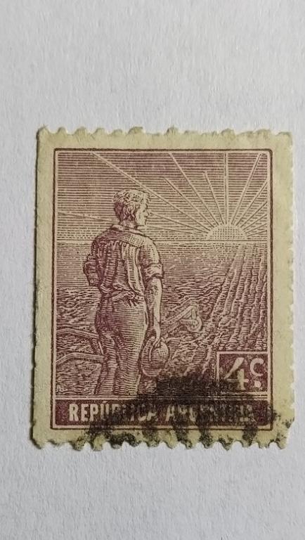 Аргентина  1911