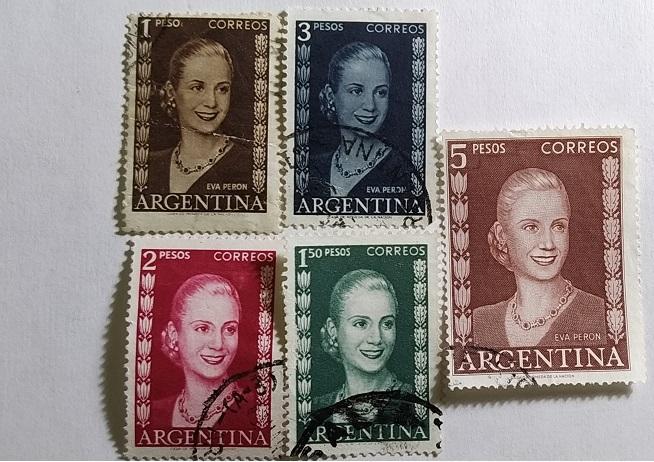 Аргентина  1953