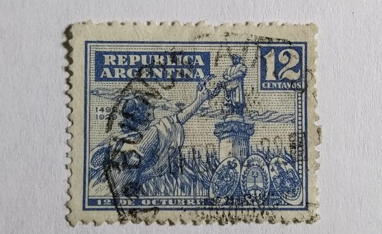 Аргентина  1929
