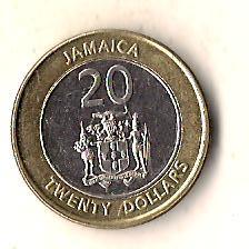 Ямайка 20 долларов, 2001
