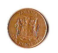 Ямайка 10 центов, 1995