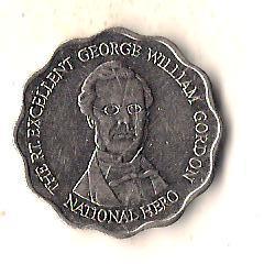 Ямайка 10 долларов, 2005