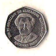 Ямайка 1 доллар, 2003