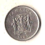 Ямайка 5 центов, 1983