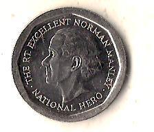 Ямайка 5 долларов, 1996