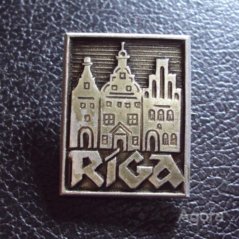 Рига RIGA.