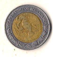 Мексика 2 песо, 2004