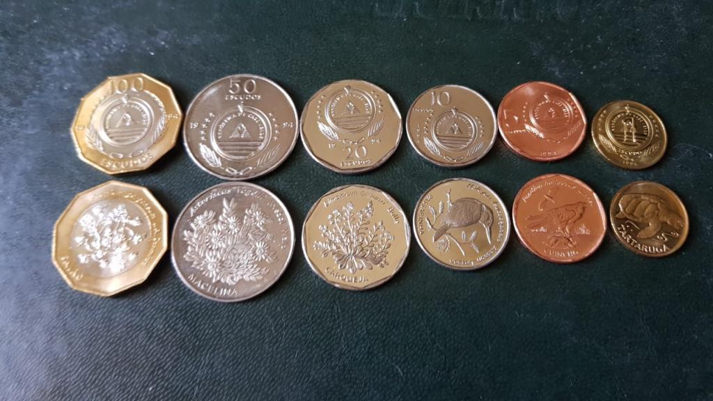 Кабо-Верде Набор 6 монет UNC