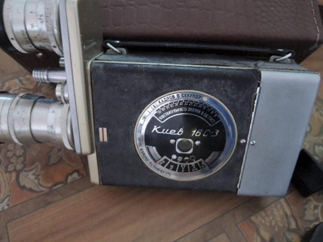 кинокамера. ссср