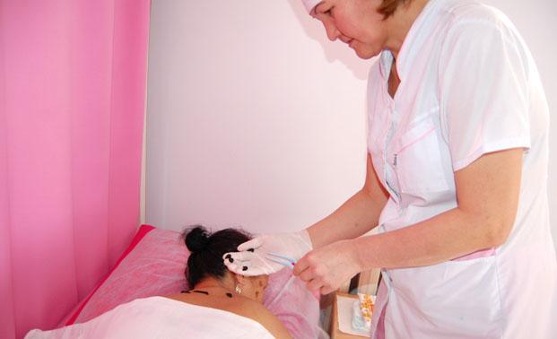 Лечение  в Санаторий «Айша Биби»