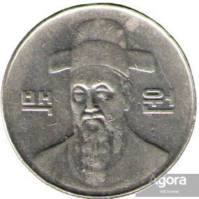Южная Корея, 100 вон, 1999