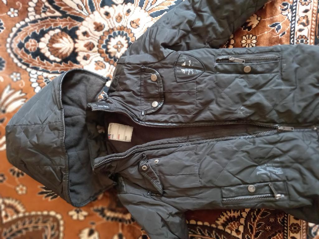 Куртки на мальчика от 7-9 лет