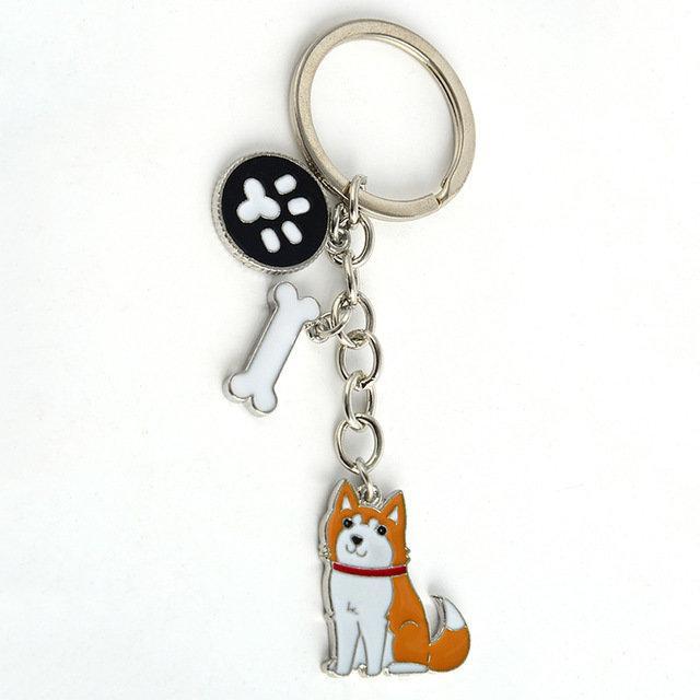 На ключи Брелок Dogs собачки