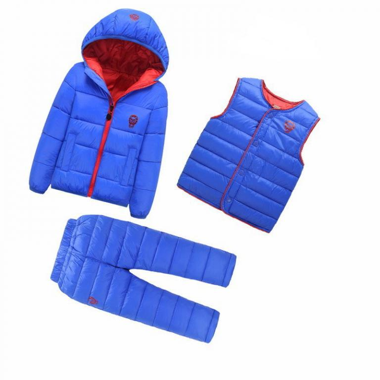 Комплект Куртка Жилет Штаны Новинка