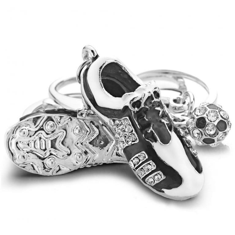 На ключи Брелок Футбольный мяч и бутса