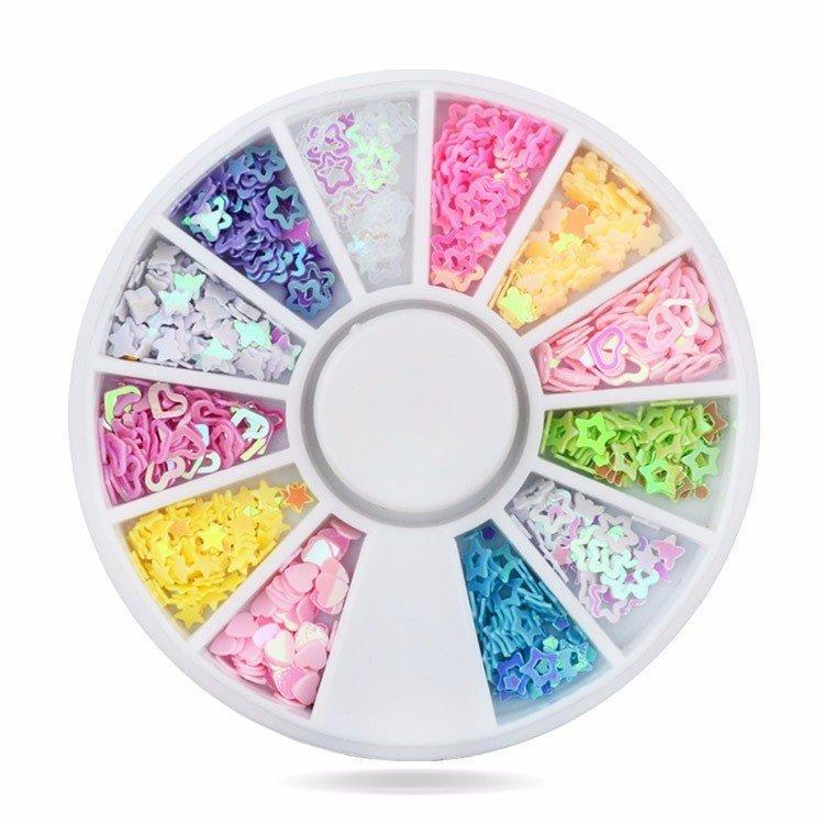 Набор 3D Mix для дизайна ногтей