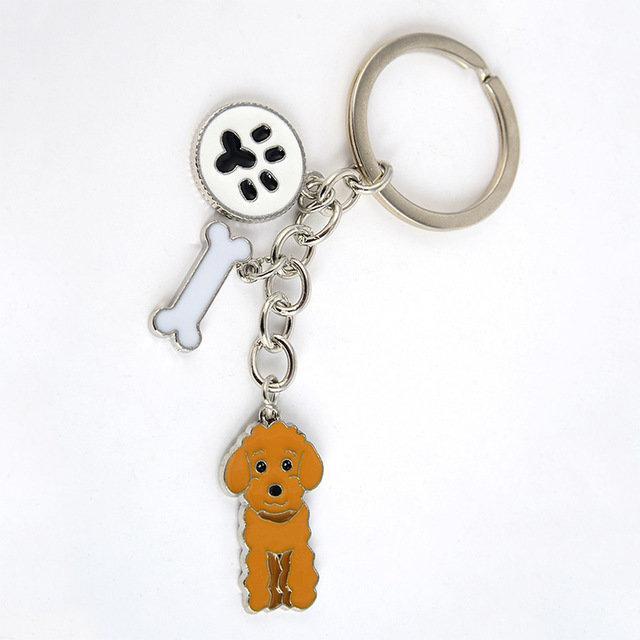 Брелок Dogs собачки для ключей
