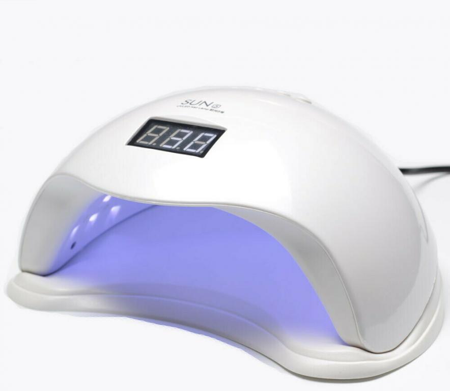 Стартовый набор Гель, 12 гель лаков , UV/LED лампа 48W