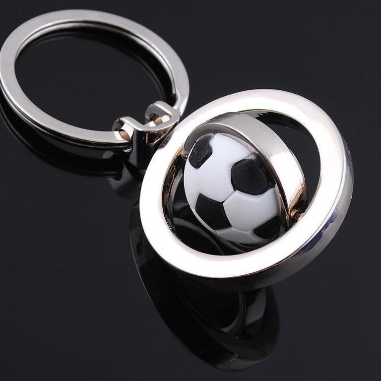 На ключи Брелок Футбольный мяч