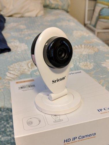 IP WIFI камера Sricam сигнализация,видеоняня