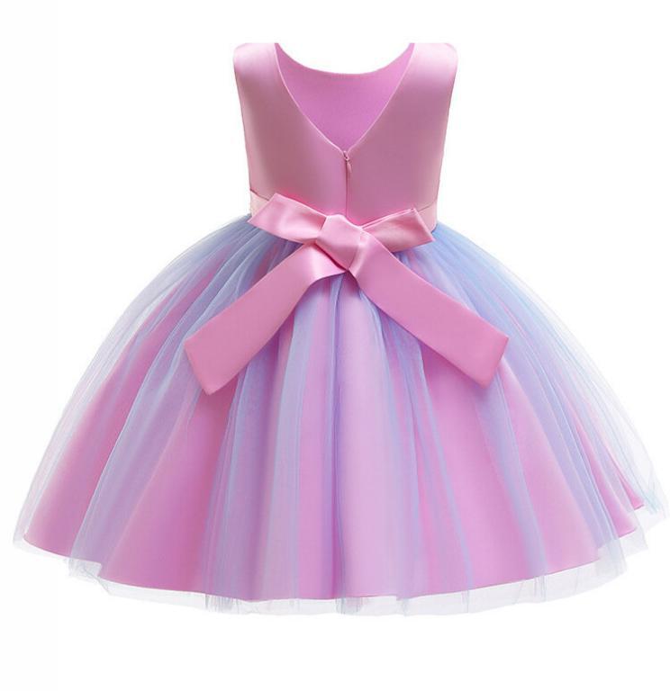 Нарядное детское платье 3 расцветки Новинка