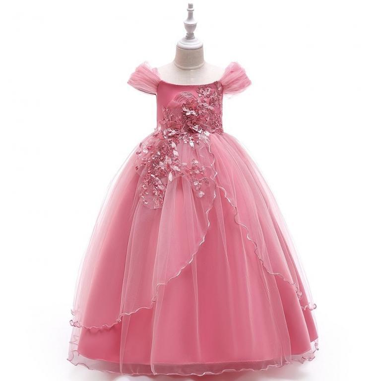 Роскошное нарядное длинное платье 4 цвета Новинка