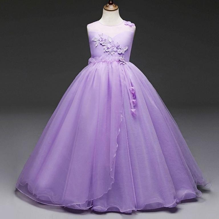 Роскошное нарядное длинное платье 6 расцветок